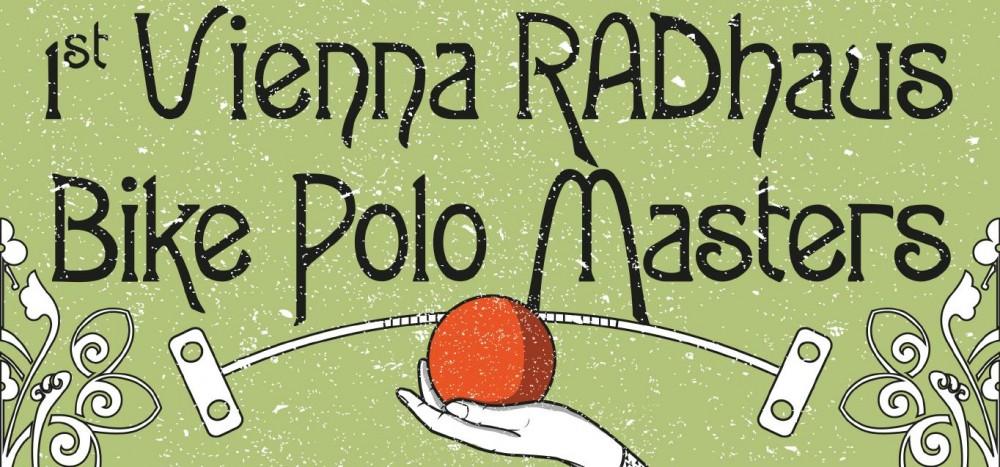 Vienna RADhaus Bike Polo Masters 2013
